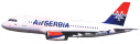 Website Air Serbia