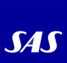 Website SAS Scandinavian Airlines