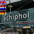 Schiphol Amsterdam airport info
